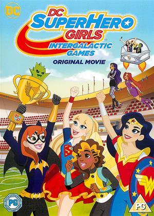 Rent DC SuperHero Girls: Intergalactic Games (aka DC Super Hero Girls: Intergalactic Games) Online DVD & Blu-ray Rental