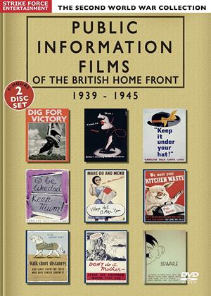 Rent Public Information Films of the British Home Front 1939-1945 Online DVD & Blu-ray Rental