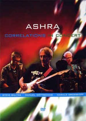 Rent Ashra: Correlations in Concert Online DVD Rental