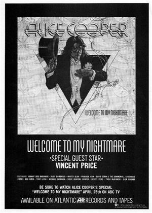 Rent Alice Cooper: The Nightmare Online DVD Rental