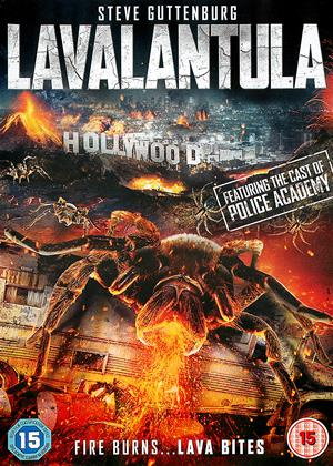 Rent Lavalantula Online DVD & Blu-ray Rental