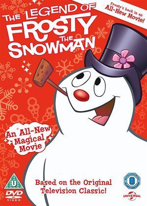 Rent Legend of Frosty the Snowman Online DVD Rental