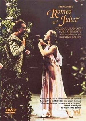 Rent Romeo and Juliet (aka Romeo i Dzhulyetta) Online DVD Rental