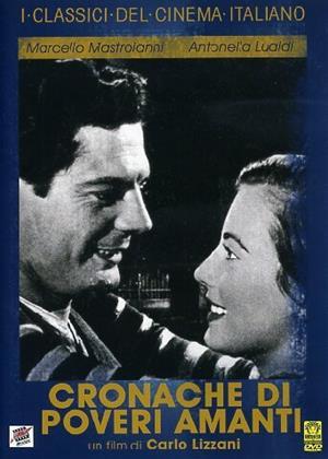 Rent Chronicle of Poor Lovers (aka Cronache di poveri amanti) Online DVD Rental