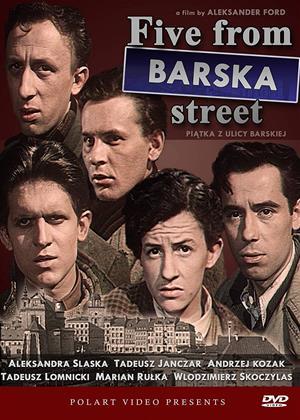 Rent Five from Barska Street (aka Piatka z ulicy Barskiej) Online DVD & Blu-ray Rental
