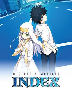 A Certain Magical Index Online DVD Rental