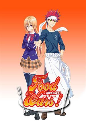 Food Wars! Online DVD Rental