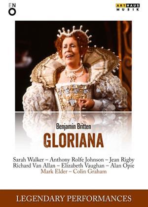 Rent Gloriana: English National Opera (Mark Elder) Online DVD & Blu-ray Rental
