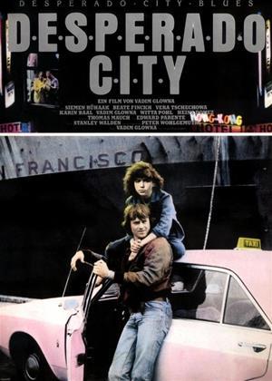 Rent Desperado City Online DVD Rental