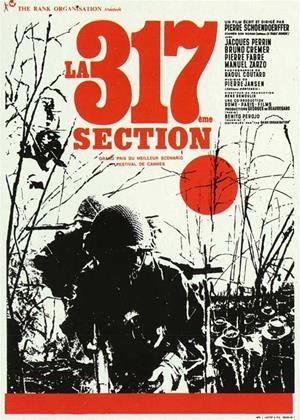 Rent The 317th Platoon (aka La 317ème section) Online DVD Rental