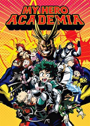 Rent My Hero Academia (aka Boku no Hero Academia) Online DVD & Blu-ray Rental