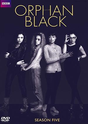 Rent Orphan Black: Series 5 Online DVD Rental