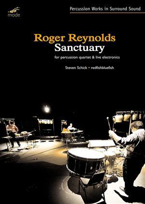 Rent Roger Reynolds: Sanctuary Online DVD Rental