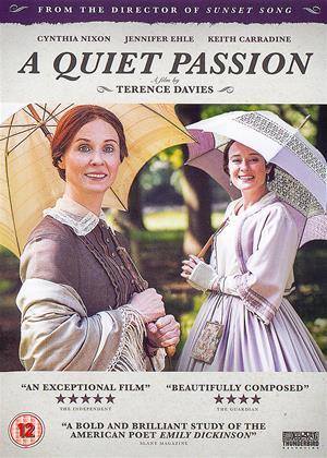Rent A Quiet Passion Online DVD & Blu-ray Rental