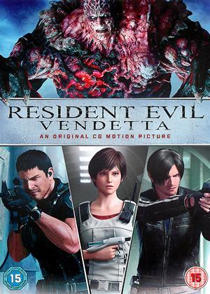 Resident Evil: Vendetta Online DVD Rental