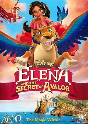 Rent Elena and the Secret of Avalor Online DVD & Blu-ray Rental