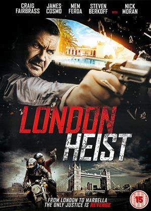 Rent London Heist (aka Gunned Down) Online DVD Rental