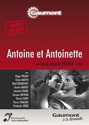 Rent Antoine and Antoinette (aka Antoine et Antoinette) Online DVD & Blu-ray Rental