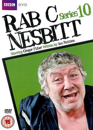 Rent Rab C Nesbitt: Series 10 Online DVD Rental
