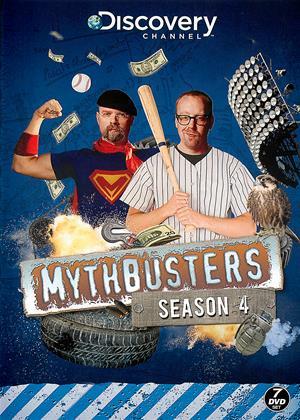 Rent MythBusters: Series 4 Online DVD Rental