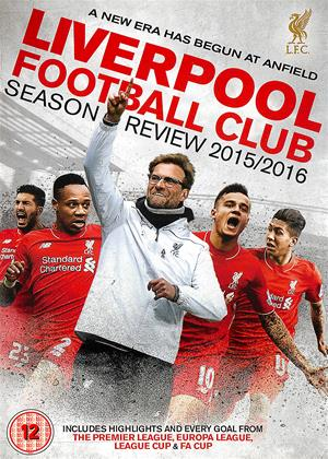 Rent Liverpool FC: Season Review 2015/16 Online DVD Rental