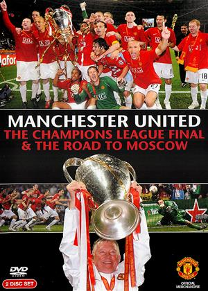 Rent Manchester United: Champions League Final and the Road to Moscow Online DVD & Blu-ray Rental