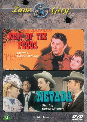 Rent West of the Pecos / Nevada Online DVD Rental
