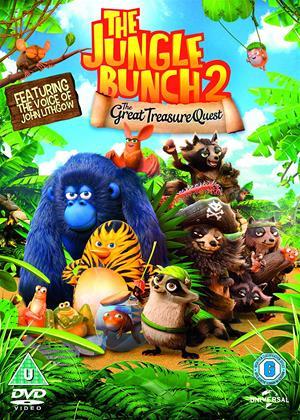 Rent The Jungle Bunch 2 (aka Les As de la Jungle - Operation banquise) Online DVD Rental