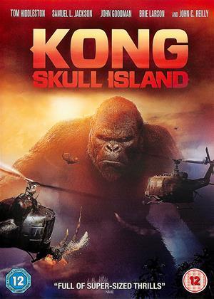 Kong: Skull Island Online DVD Rental