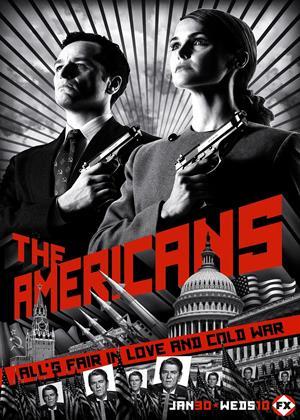 Rent The Americans: Series 6 Online DVD Rental