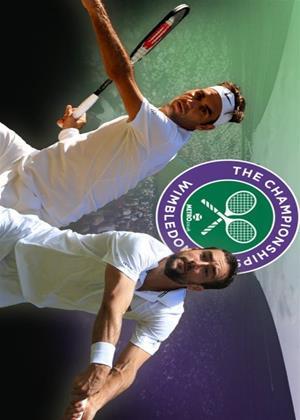 Rent Wimbledon: 2017 Men's Final (aka Wimbledon: 2017 Men's Final: Federer vs. Cilic) Online DVD Rental