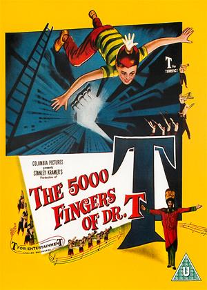 Rent The 5,000 Fingers of Dr. T. Online DVD Rental