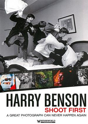 Rent Harry Benson: Shoot First (aka The Harry Benson Project) Online DVD & Blu-ray Rental