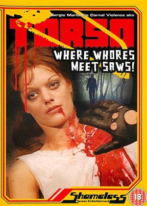 Rent Torso (aka I corpi presentano tracce di violenza carnale) Online DVD Rental