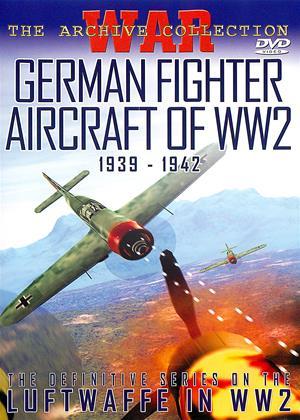Rent German Fighter Aircraft of WW2: 1939-1942 Online DVD Rental