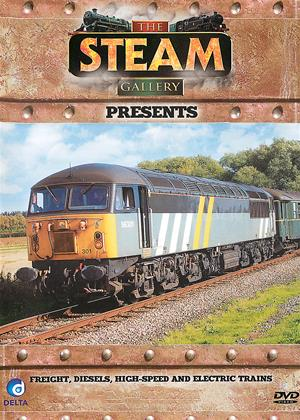 Freight, Diesels, High-Speed and Electric Trains Online DVD Rental