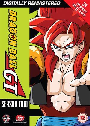 Rent Dragon Ball GT: Series 2 Online DVD Rental