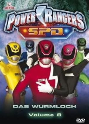 Rent Power Rangers S.P.D.: Vol.8 Online DVD Rental