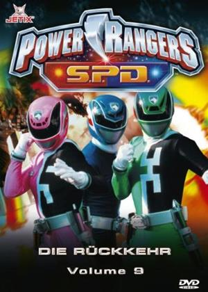 Rent Power Rangers S.P.D.: Vol.9 Online DVD Rental