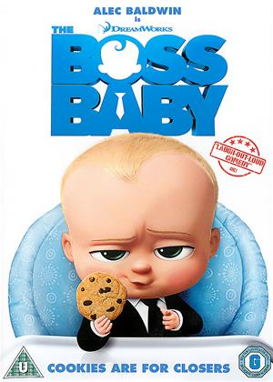 Rent The Boss Baby Online DVD Rental