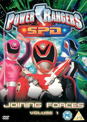 Rent Power Rangers S.P.D.: Vol.1 (aka Power Rangers Space Patrol Delta) Online DVD & Blu-ray Rental