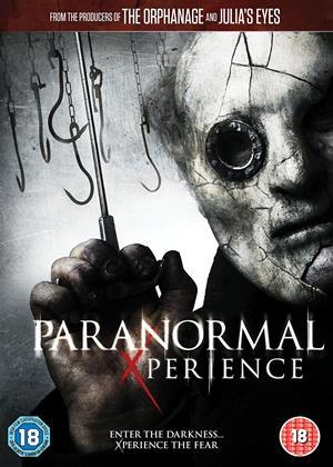 Rent Paranormal Xperience (aka Xp3D) Online DVD Rental