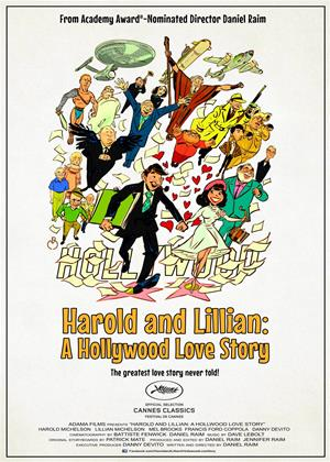 Rent Harold and Lillian: A Hollywood Love Story Online DVD Rental