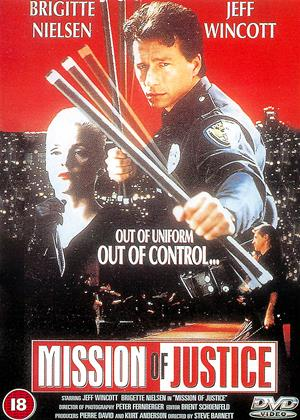 Rent Mission of Justice (aka Martial Law III) Online DVD Rental