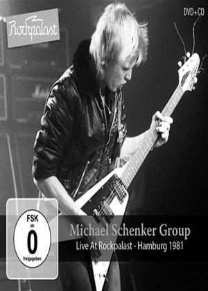 Rent Michael Schenker Group: Live at Rockpalast Online DVD Rental