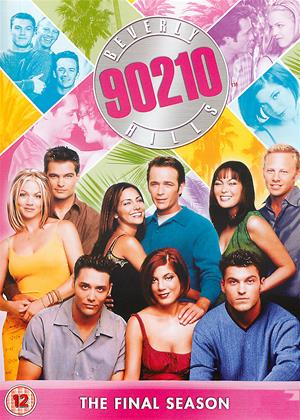 Rent Beverly Hills 90210: Series 10 Online DVD Rental