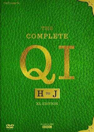 Rent QI: Series H-J Online DVD Rental