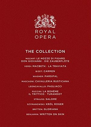Rent Royal Opera: The Collection Online DVD Rental