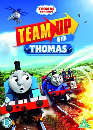 Rent Thomas the Tank Engine and Friends: Team Up with Thomas Online DVD Rental