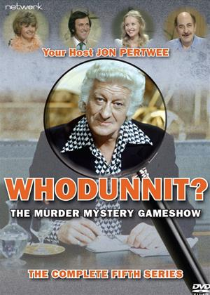 Rent Whodunnit: Series 5 Online DVD Rental
